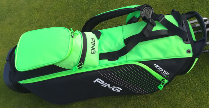 Ping Hoofer Prodi G Junior Bag