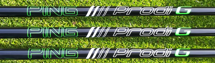 Ping Prodi G Junior Shafts