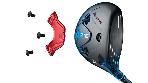 Ping Rapture Fairway Exploded