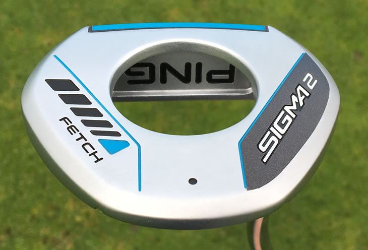 Ping Sigma 2 Fetch Putter Review