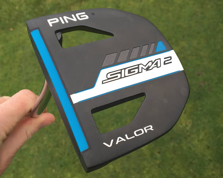 Ping Sigma 2 Valor Putter Review