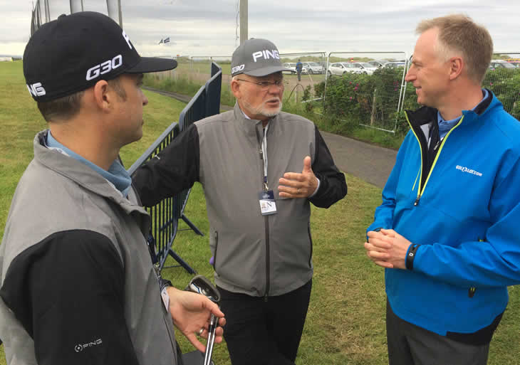 Ping Solheim Interview