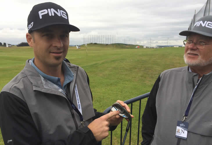 Ping John Solheim Interview