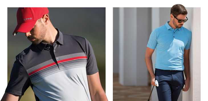 Ping SS19 Apparel
