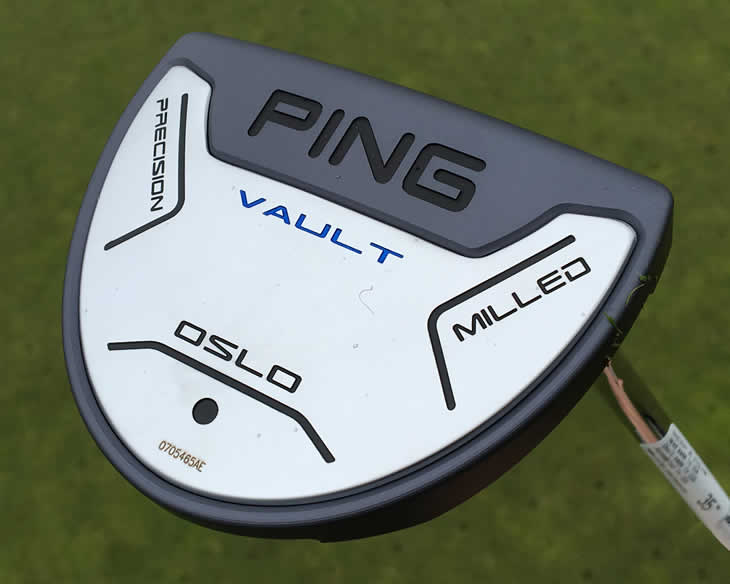 Ping Vault Olso Putter