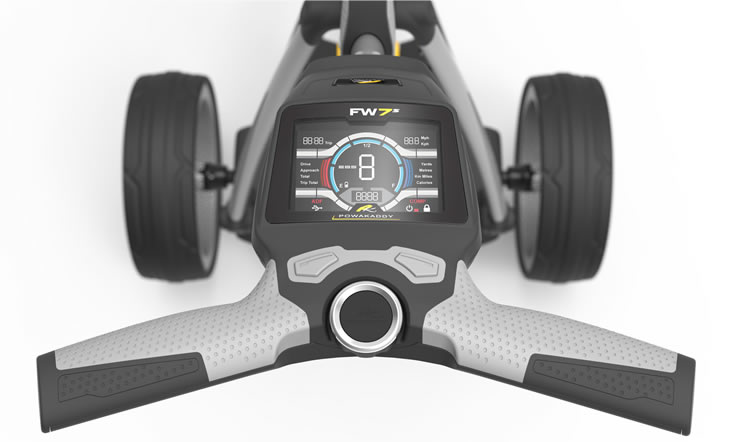 PowaKaddy Freeway 2016 Range Led By Stylish FW7s - Golfalot