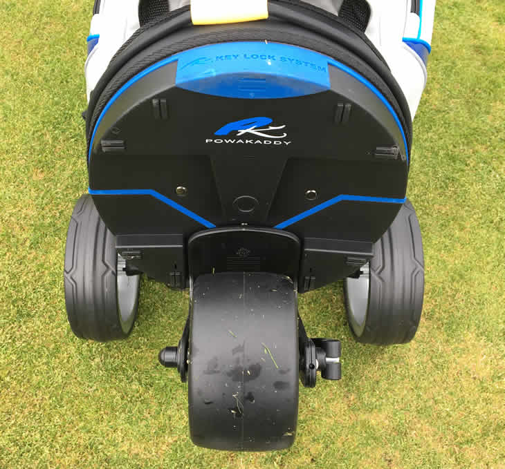 PowaKaddy Touch 2016 Golf Trolley