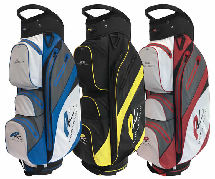 Image result for powakaddy golf bags dry edition