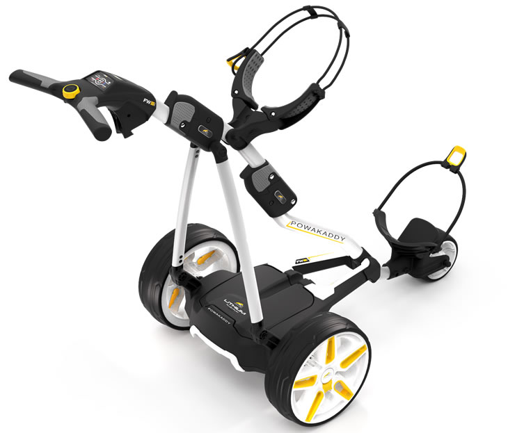 PowaKaddy 2017 Golf Trolleys