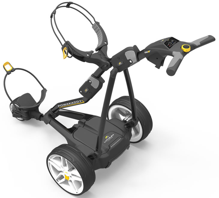 PowaKaddy Freeway Golf Trolleys 2018