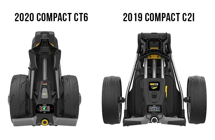 PowaKaddy CT Range 2020