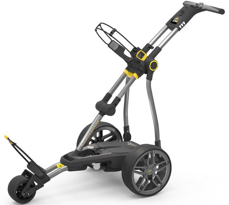 PowaKaddy Compact C2i Golf Trolley
