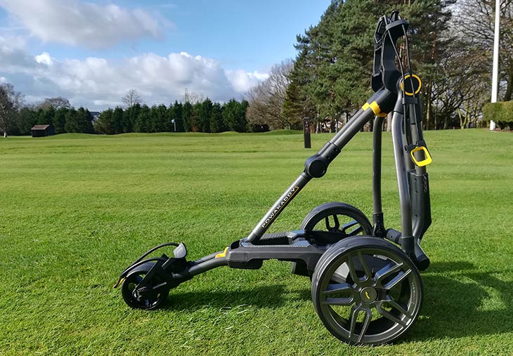 PowaKaddy C2i GPS Trolley