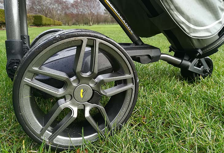 PowaKaddy Compact C2i GPS 2019 Golf Trolley Review - Golfalot