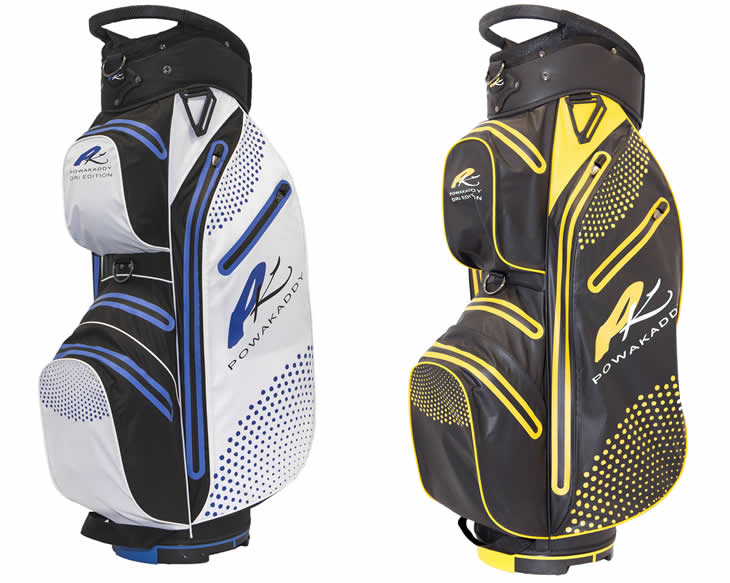 PowaKaddy Dri Edition Cart Bag