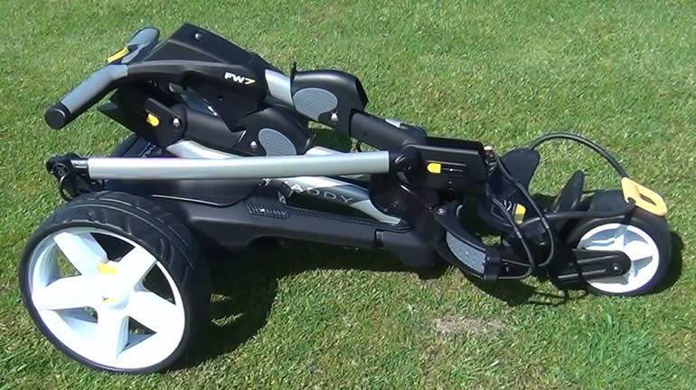 Powakaddy FW7 Folded