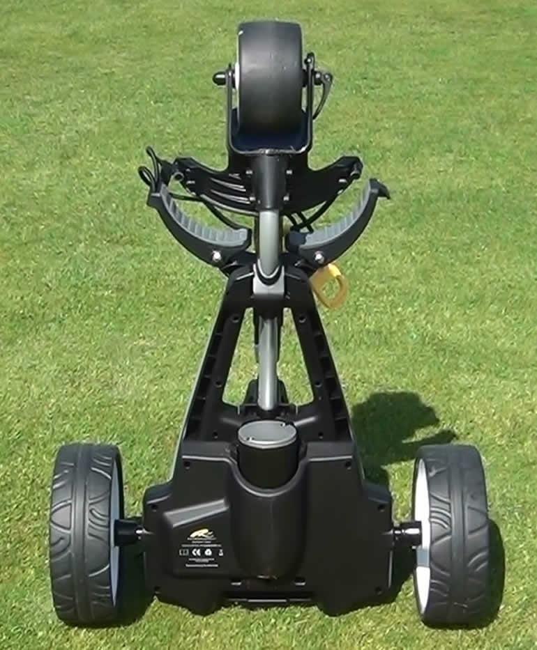 PowaKaddy Freeway FW5 Golf Trolley Review - Golfalot