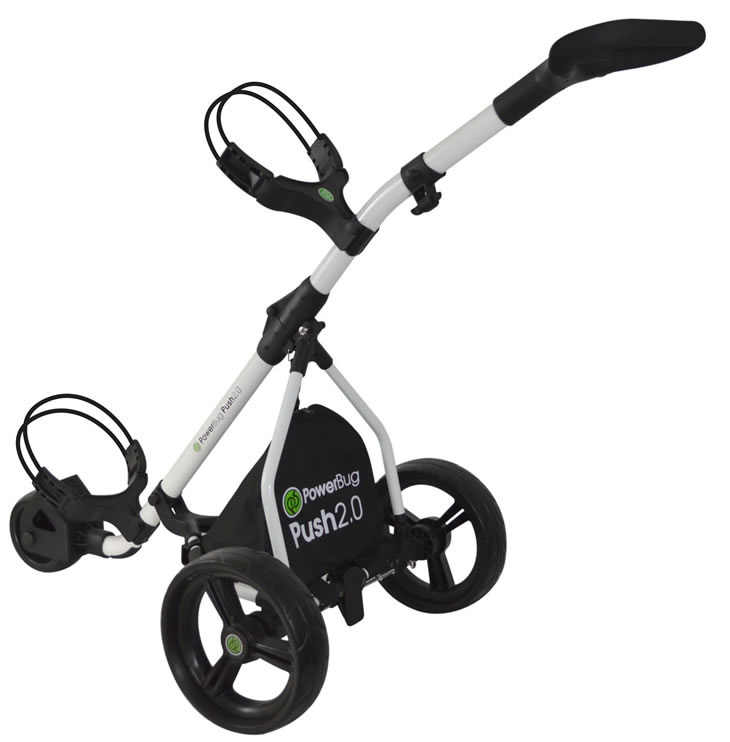 PowerBug 2.0 Push Golf Trolley
