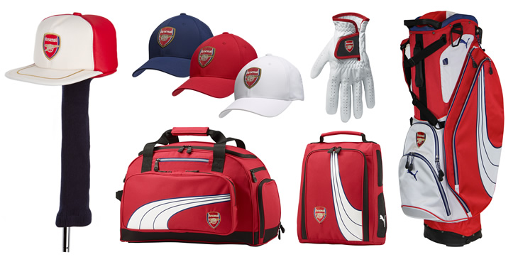 Puma Golf Arsenal Golf Kit