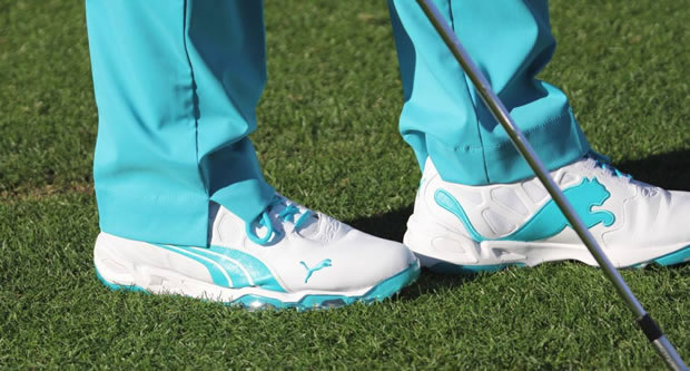 Rickie Fowler's Puma BIOFUSION Shoes