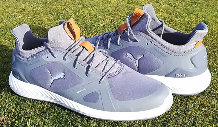 8f2371b74ee Puma Ignite PWRADPT Golf Shoe Review - Golfalot