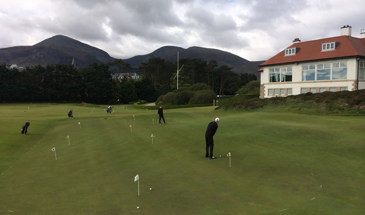 Royal County Down Putting Green