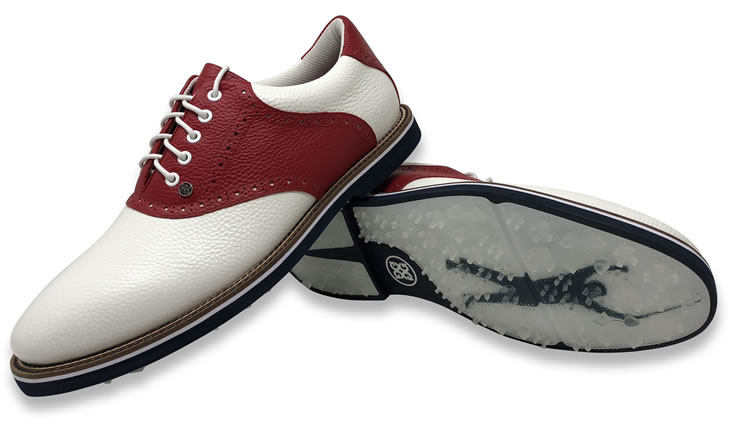 G/Fore Ryder Cup Custom Shoes