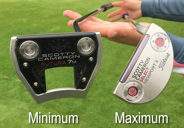 Scotty Cameron Putter Fitting