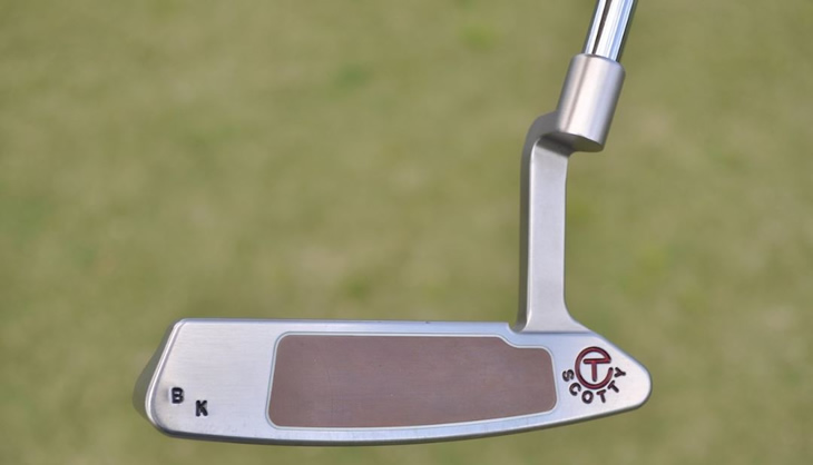 Scotty Cameron T10 Select Newport 2 Putter