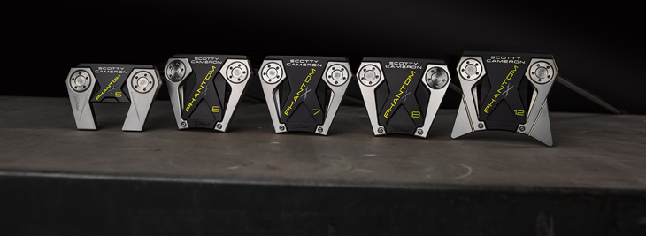 Scotty Cameron Phantom X 2019 Putters