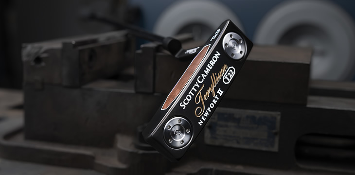 Scotty Cameron Teryllium T22 Putters