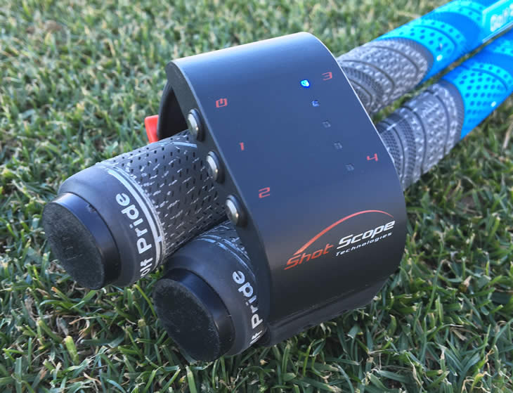 Shot Scope GPS Shot Tracking