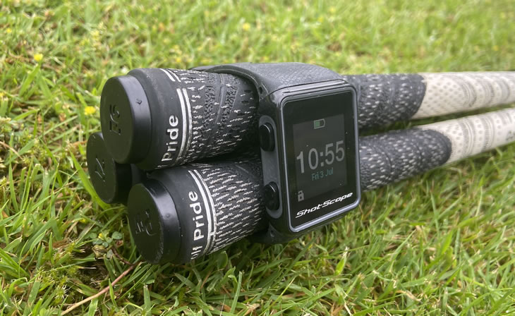 Shot Scope V3 GPS Watch Review