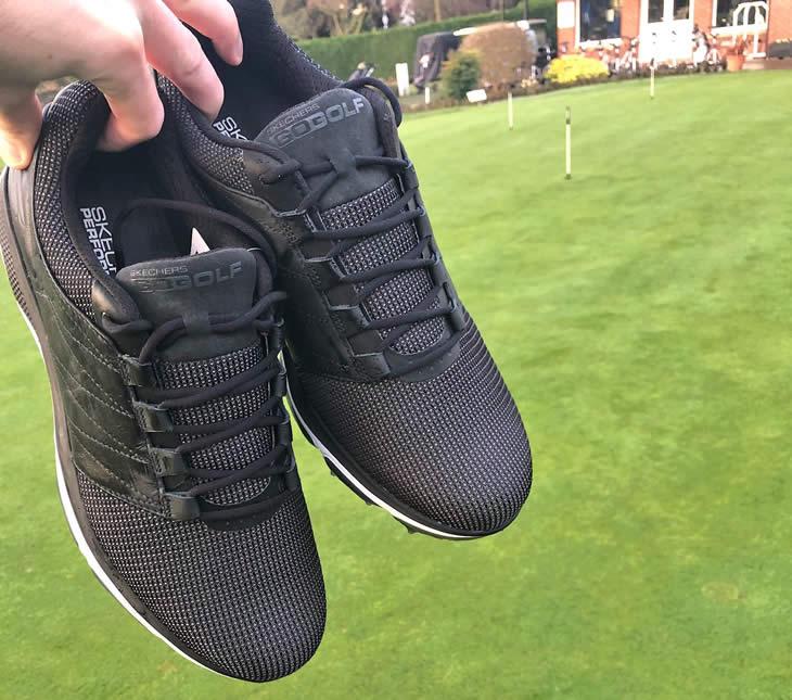 9ce6c95cbf Skechers Go Golf Pro V4 Honors Golf Shoe Review - Golfalot