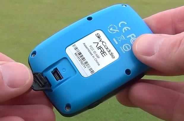SkyCaddie Aire USB