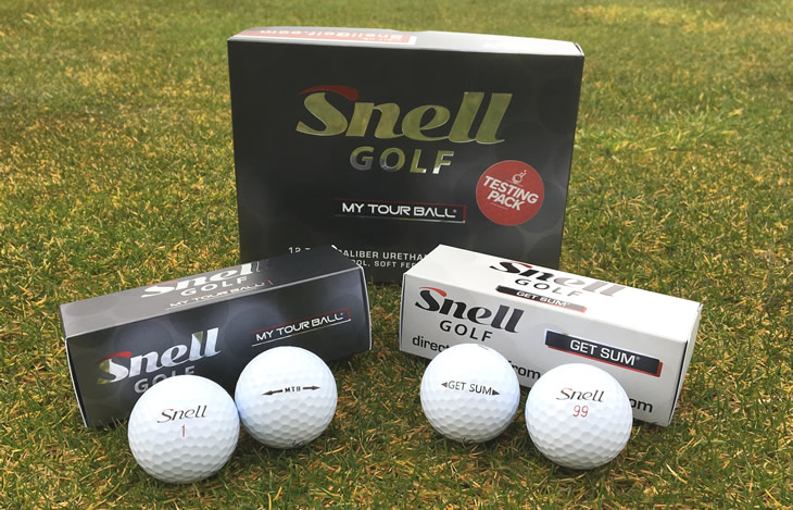 Snell My Tour Ball 2017
