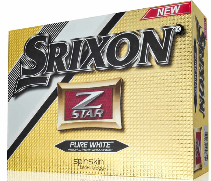 Srixon Z-Star Golf Ball 2015