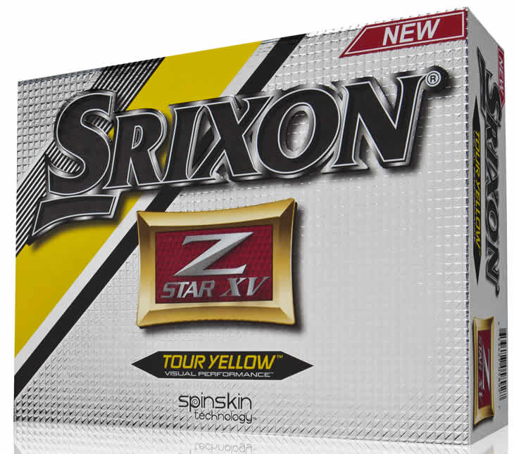 Srixon Z-Star XV Golf Ball 2015