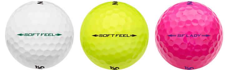 Srixon Soft Feel 2016 Golf Balls
