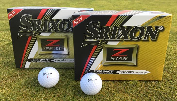 Srixon Z-Starr 2017 Golf Ball