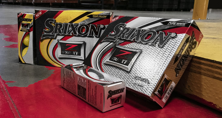 Srixon Z-Star XV Golf Ball