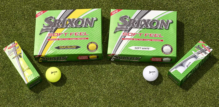 Srixon Soft Feel 2018 Ball