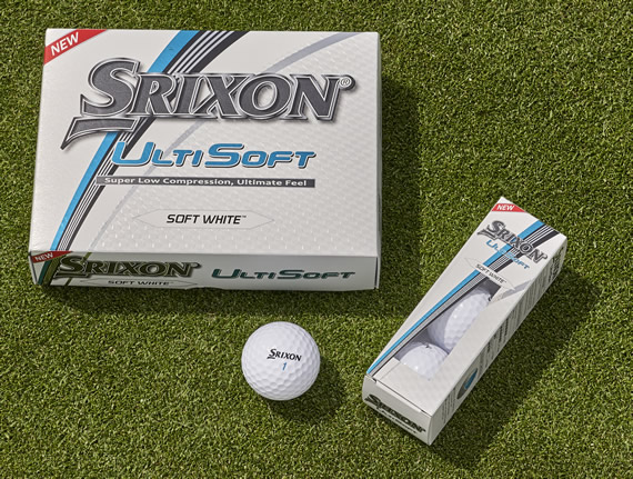 Srixon UltiSoft 2018 Ball