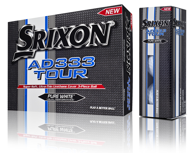 Srixon AD333 Tour Ball