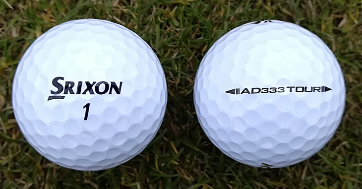 Srixon AD333 Tour 2018 Golf Ball