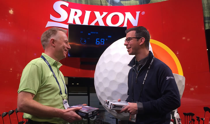 Srixon AD333 Tour & UltiSoft Golf Balls