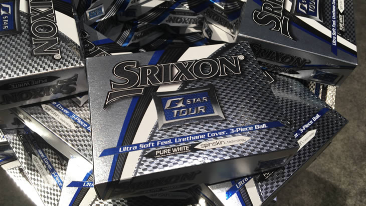 Srixon Q Star Tour Golf Ball