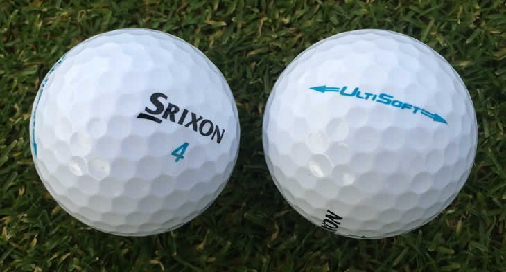 Srixon UltiSoft Golf Ball
