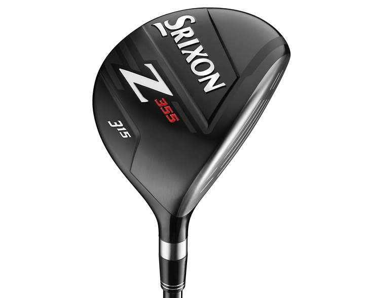 Srixon Z 355 Fairway and Hybrids