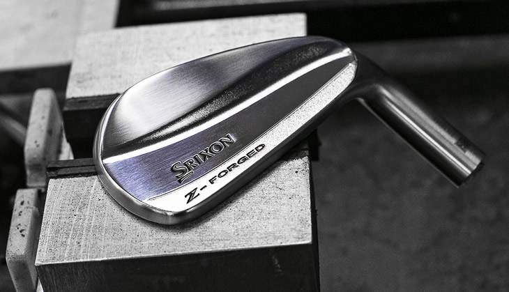 Srixon Z-Forged Irons